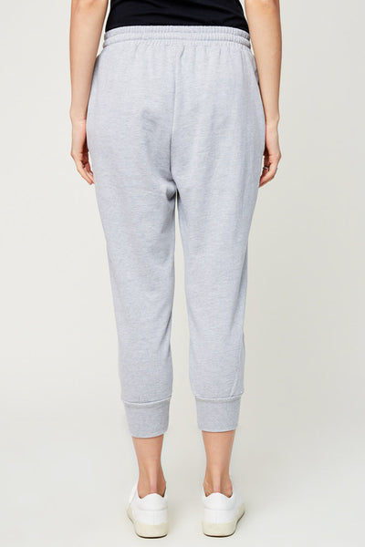 Cropped French Terry Joggers