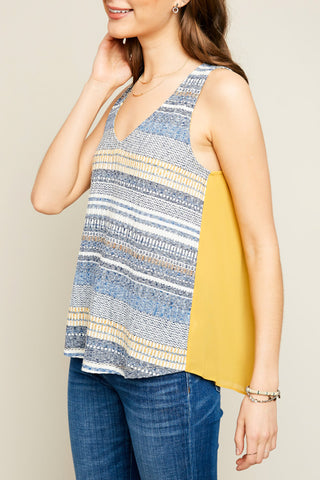 Sweet As Honey Tank Top - Multiple Colors Available