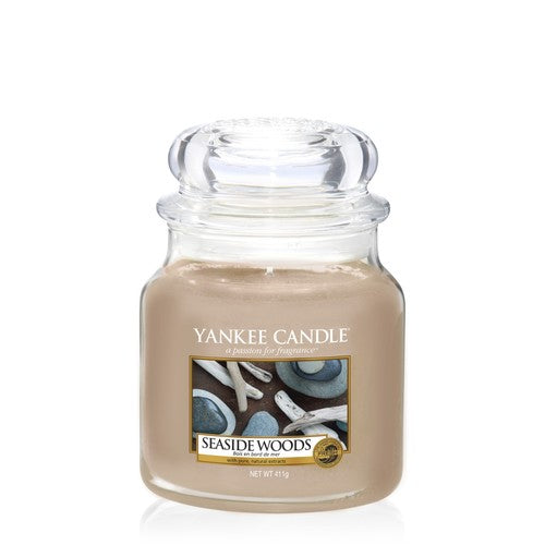 Yankee Candle Seaside Woods Medium Jar - TOSYS Candles and Gifts