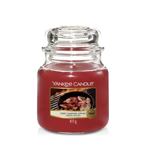 Yankee Candle Crisp Campfire Apples Medium Jar