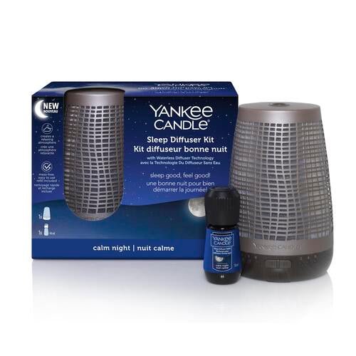 Yankee Candle Bronze Starter Kit & Calm Night - TOSYS Candles and Gifts