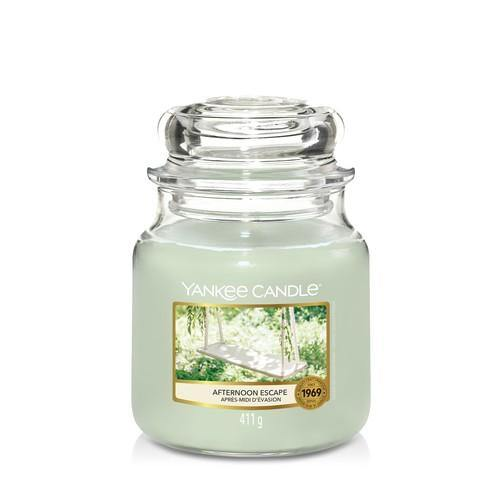 Yankee Candle Afternoon Escape Medium Jar - TOSYS Candles and Gifts