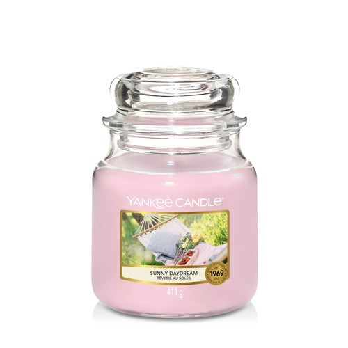 Yankee Candle Sunny Daydream Medium Jar - TOSYS Candles and Gifts