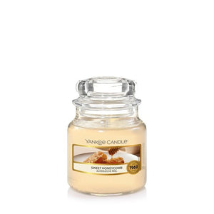 Yankee Candle Sweet Honeycomb Small Jar