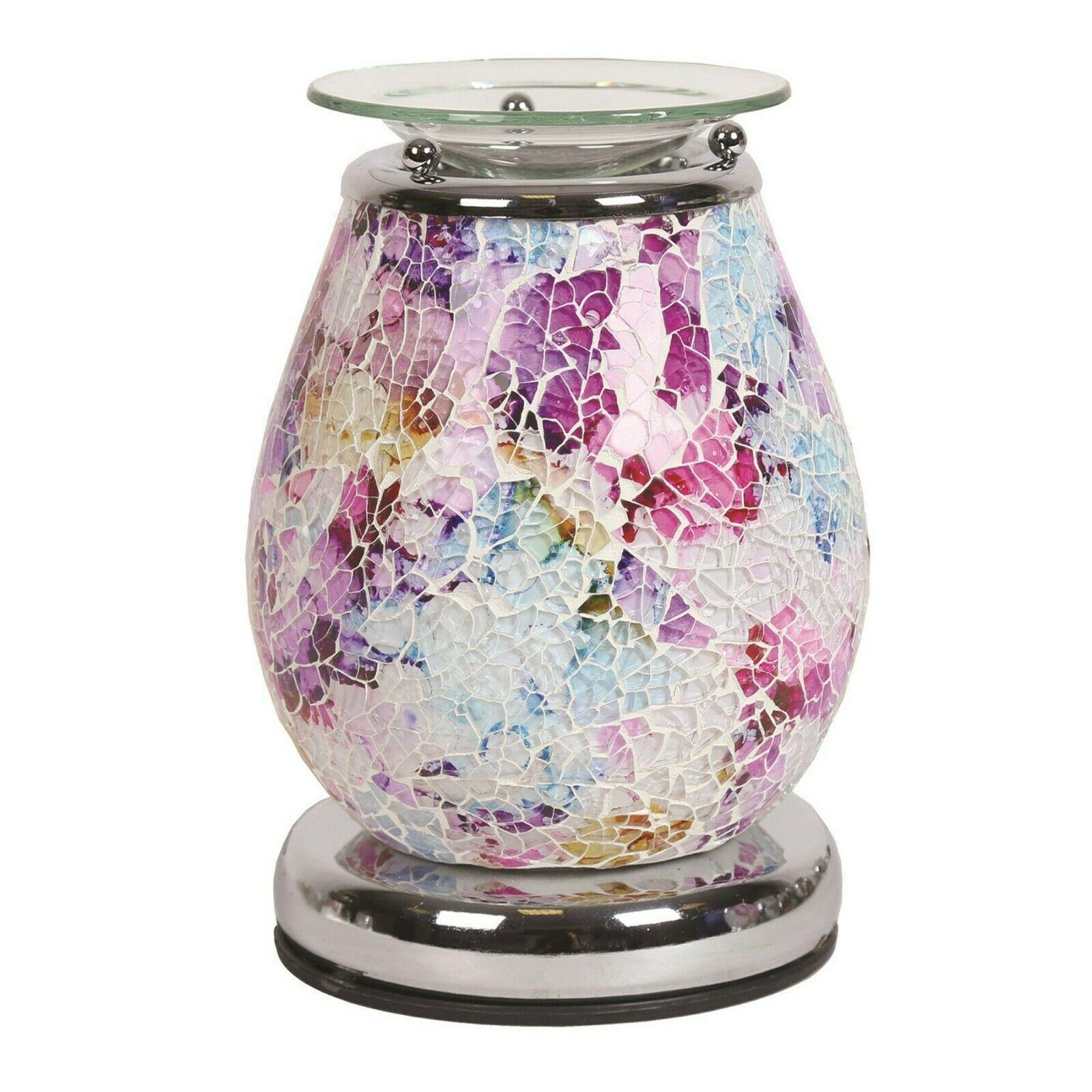 Aroma Accessories Apollo Mosaic Touch Electric Wax Melt Warmer - TOSYS Candles and Gifts
