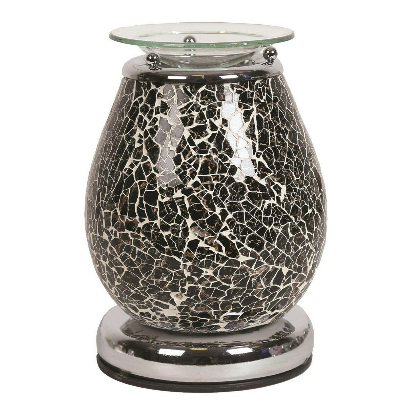 Aroma Accessories Juno Mosaic Touch Electric Wax Melt Warmer - TOSYS Candles and Gifts