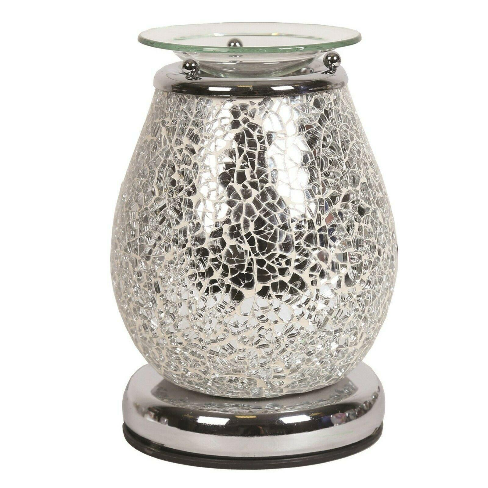 Aroma Accessories Jupiter Mosaic Touch Electric Wax Melt Warmer - TOSYS Candles and Gifts