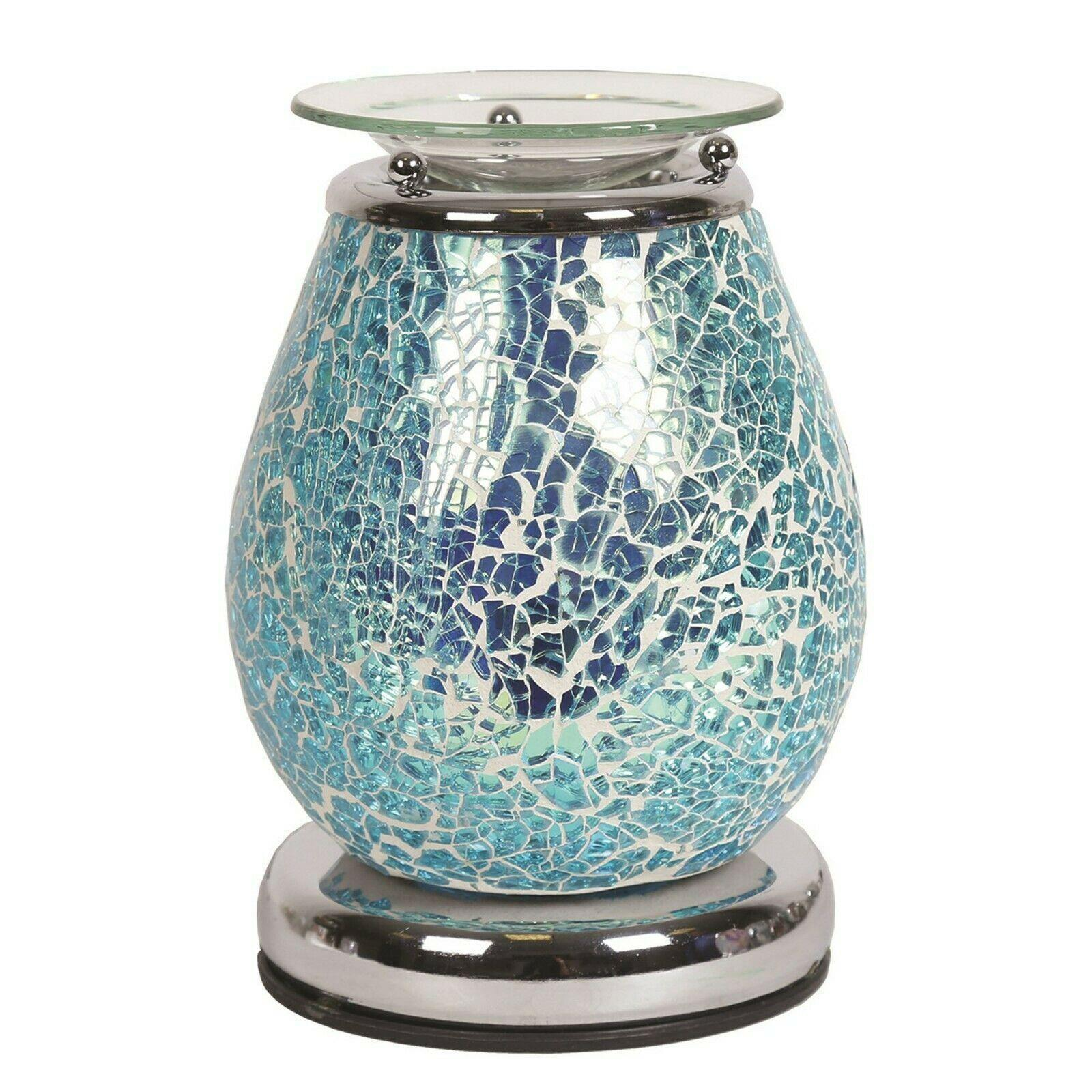 Aroma Accessories Mars Mosaic Touch Electric Wax Melt Warmer - TOSYS Candles and Gifts