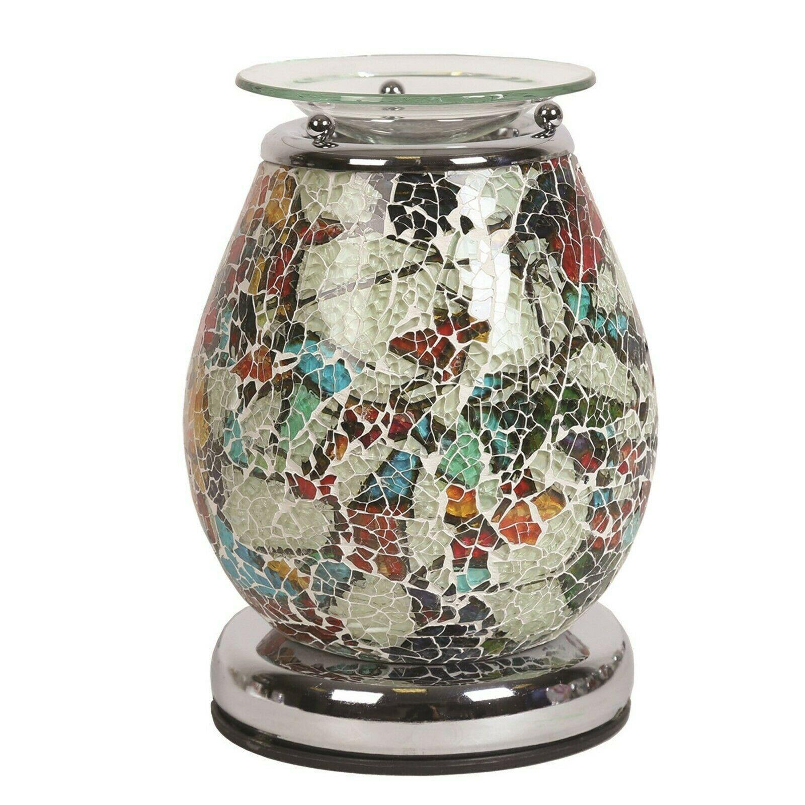 Aroma Accessories Mercury Mosaic Touch Electric Wax Melt Warmer - TOSYS Candles and Gifts