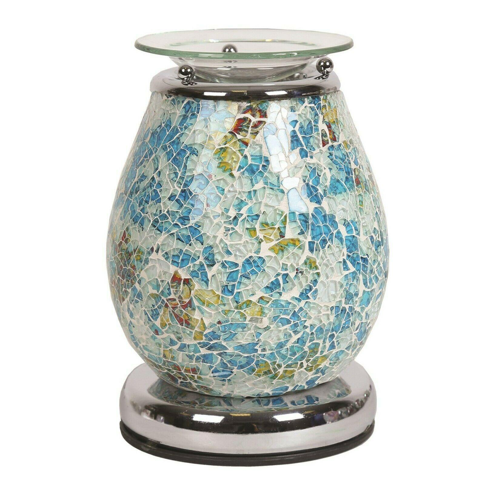 Aroma Accessories Venus Mosaic Touch Electric Wax Melt Warmer - TOSYS Candles and Gifts