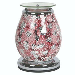 Aroma Accessories Athena Mosaic Touch Electric Wax Melt Warmer