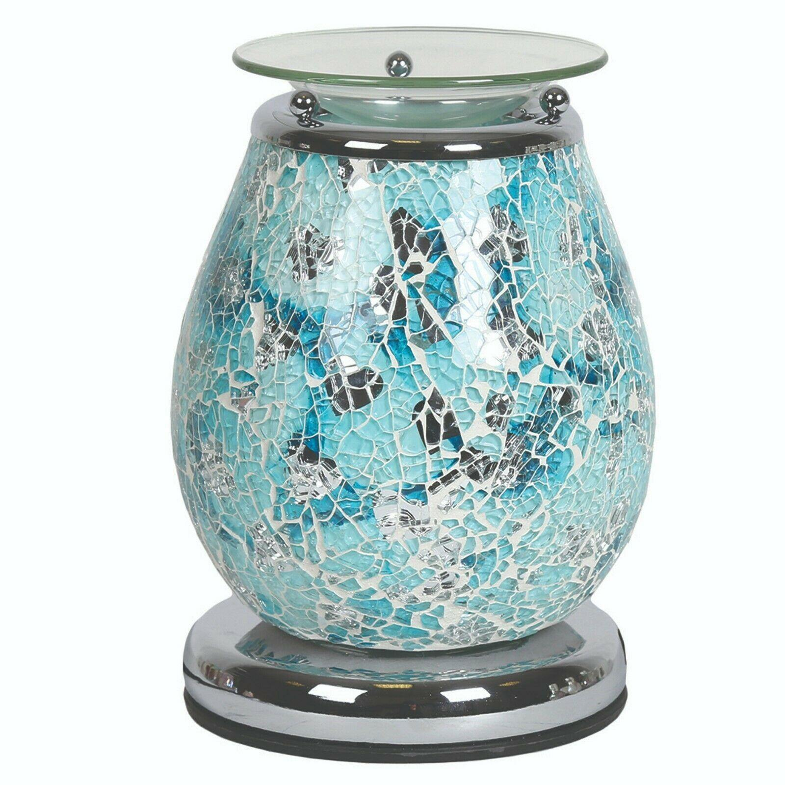Aroma Accessories Artemis Mosaic Touch Electric Wax Melt Warmer - TOSYS Candles and Gifts