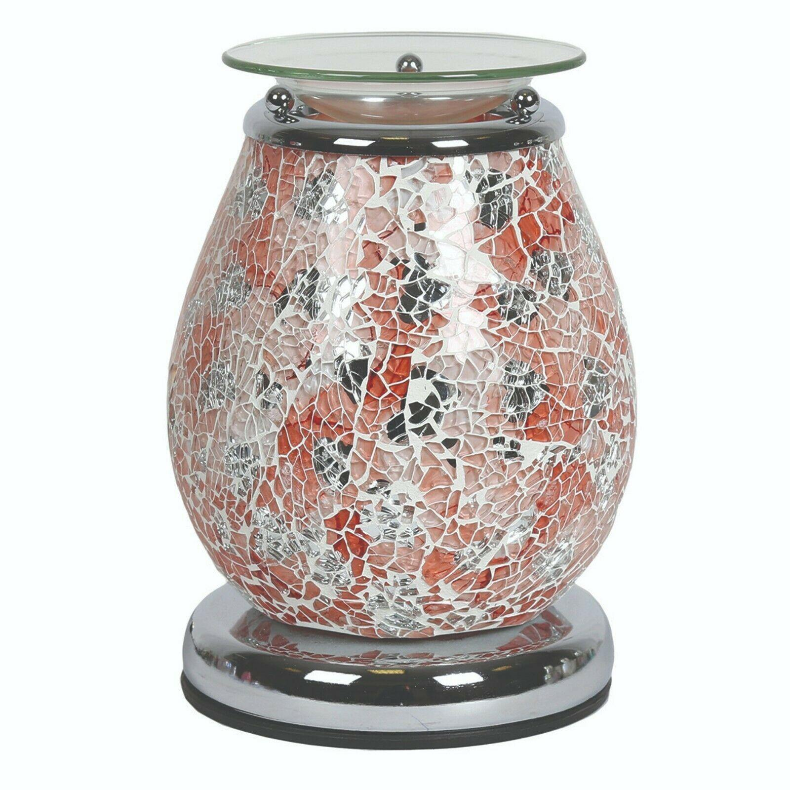 Aroma Accessories Poseidon Mosaic Touch Electric Wax Melt Warmer - TOSYS Candles and Gifts