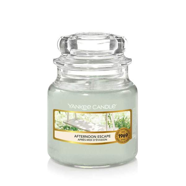 Yankee Candle Afternoon Escape Small Jar - TOSYS Candles and Gifts