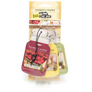 Yankee Candle Afternoon Picnic 3 Pack Car Jars