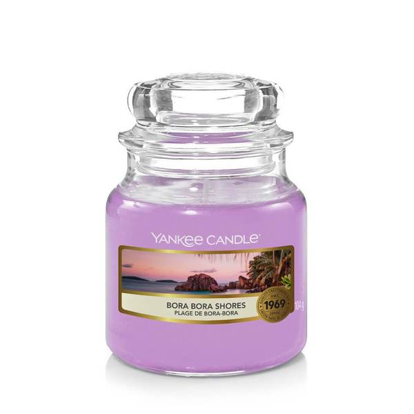Yankee Candle Bora Bora Shores Small Jar - TOSYS Candles and Gifts
