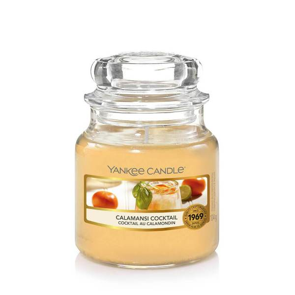 Yankee Candle Calamansi Cocktail Small Jar - TOSYS Candles and Gifts