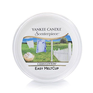 Yankee Candle Clean Cotton Scenterpiece Melt Cup