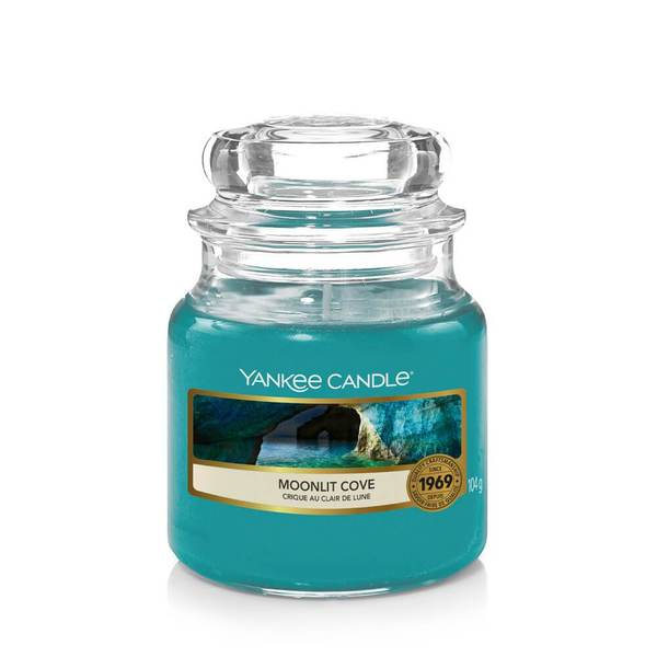 Yankee Candle Moonlit Cove Small Jar - TOSYS Candles and Gifts