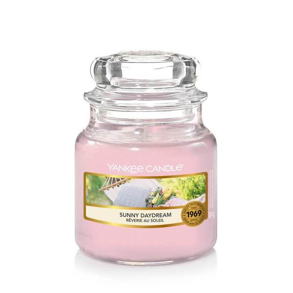 Yankee Candle Sunny Daydream Small Jar - TOSYS Candles and Gifts