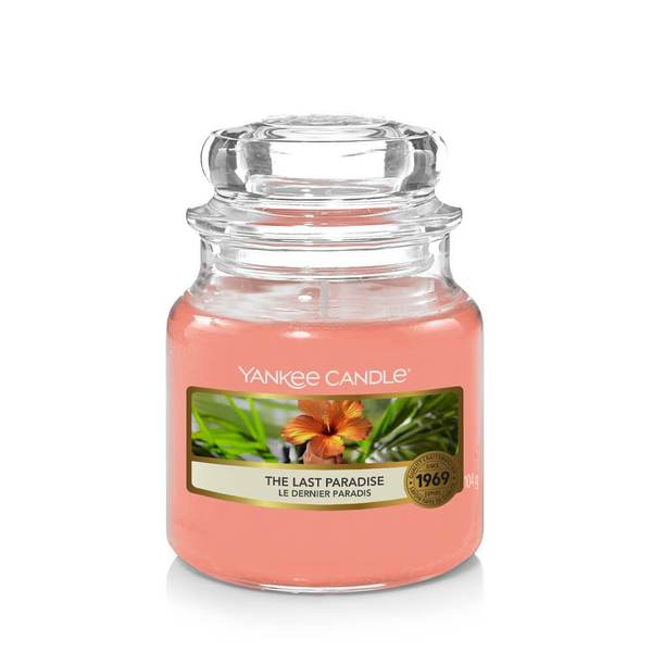 Yankee Candle The Last Paradise Small Jar - TOSYS Candles and Gifts