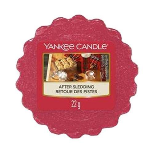 6 Pack Yankee Candle After Sledding Wax Melts - TOSYS Candles and Gifts
