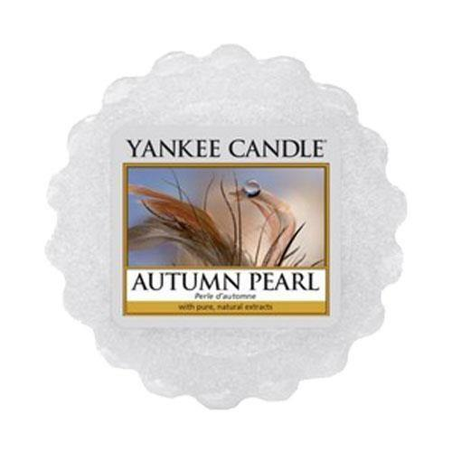 6 Pack Yankee Candle Autumn Pearl Wax Melts - TOSYS Candles and Gifts