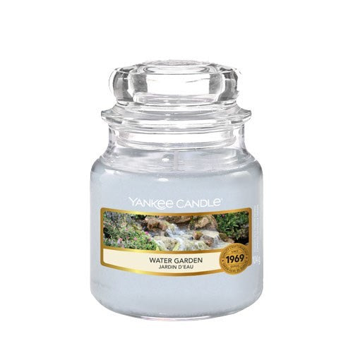 Yankee Candle Water Garden Small Jar - TOSYS Candles and Gifts