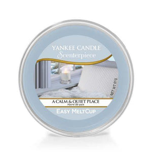 Yankee Candle A Calm & Quiet Place Scenterpiece Melt Cup