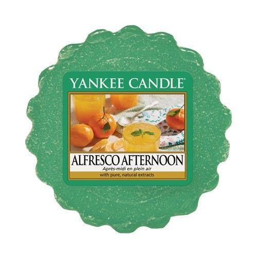 6 Pack Yankee Candle Alfresco Afternoon Wax Melts - TOSYS Candles and Gifts