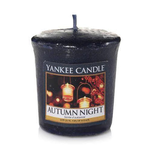 Yankee Candle Autumn Night Sampler Votive