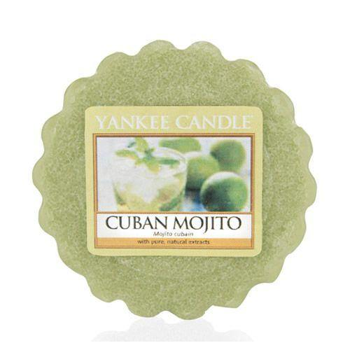 6 Pack Yankee Candle Cuban Mojito Wax Melts - TOSYS Candles and Gifts