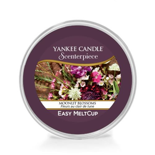 Yankee Candle Moonlit Blossoms Scenterpiece Melt Cup - TOSYS Candles and Gifts