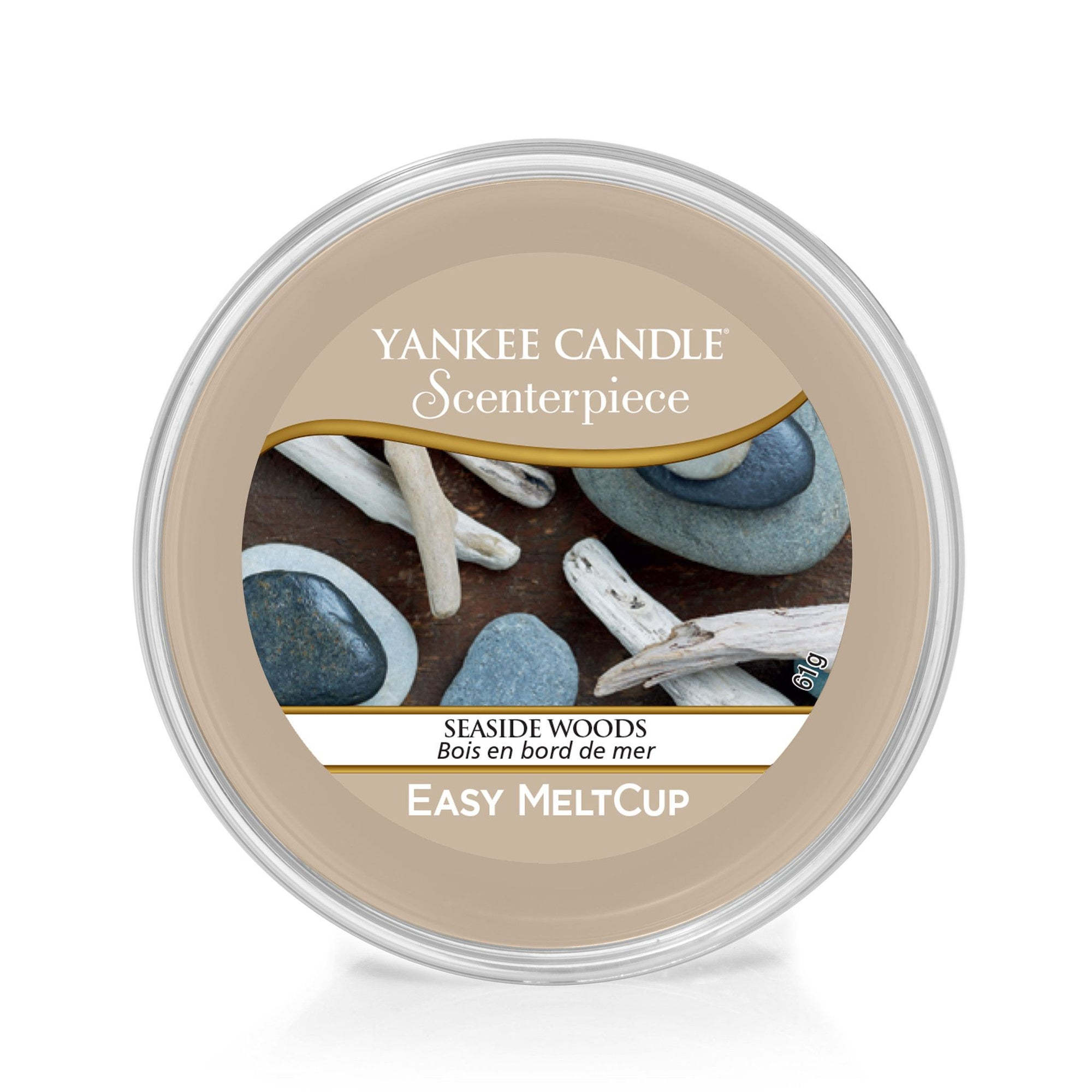 Yankee Candle Seaside Woods Scenterpiece Melt Cup - TOSYS Candles and Gifts