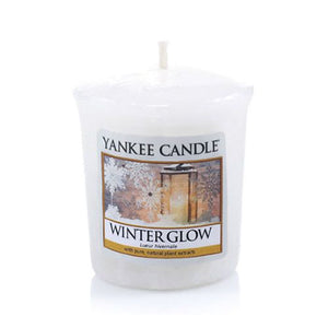 Yankee Candle Winter Glow Sampler Votive