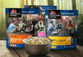 Mountain House® Pouches