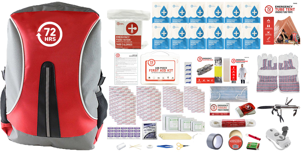 Emergency Earthquake Kit