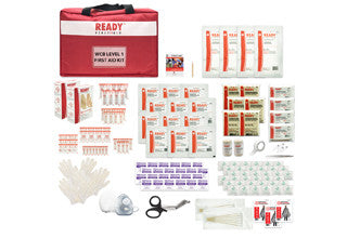 WCB First Aid Kit