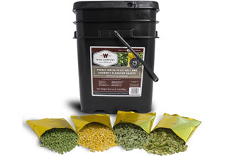 Wise Freeze Dried Vegetables