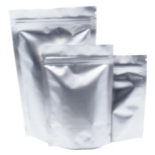 Ziplock 5.0 Mil Mylar Bag (Stand-up Barrier Pouch)
