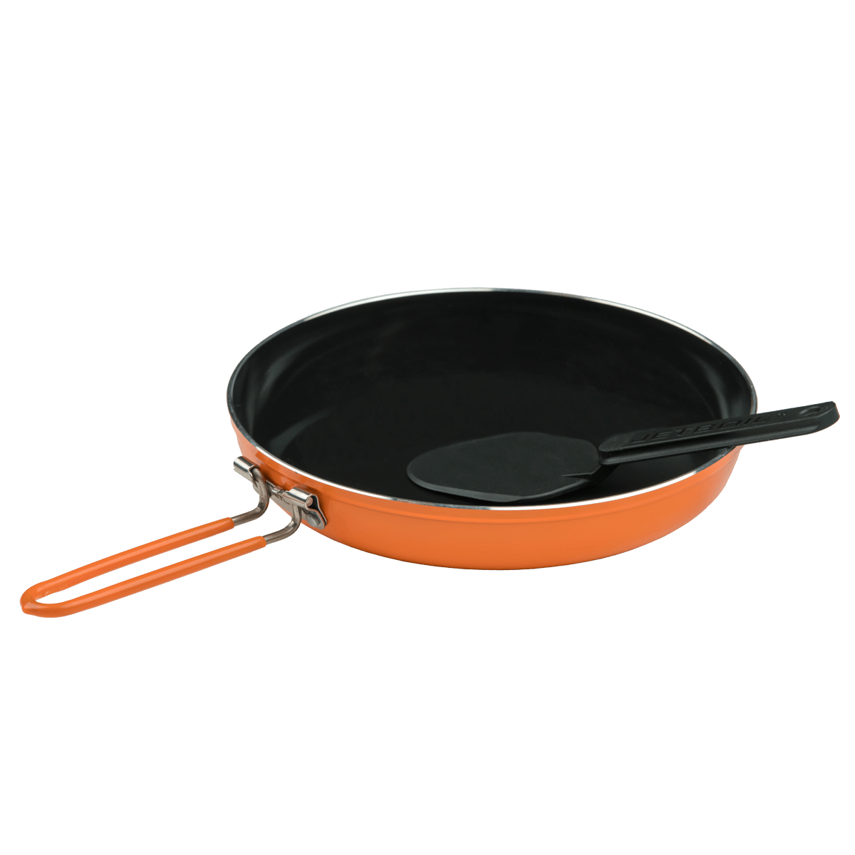 Jetboil 8 Inch Ceramic Summit Skillet with spatula