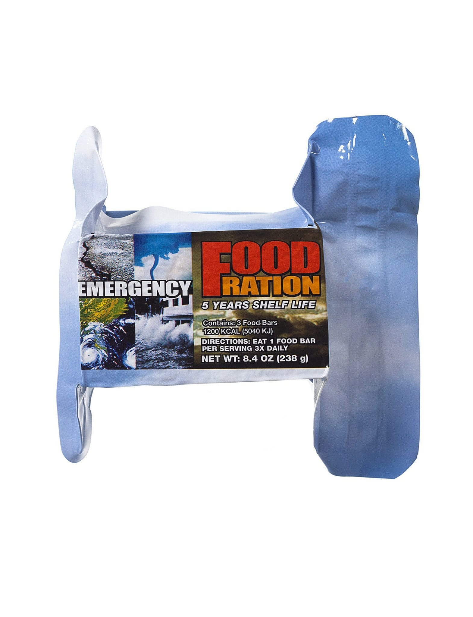 1200 Calorie S.O.S Emergency Food Rations