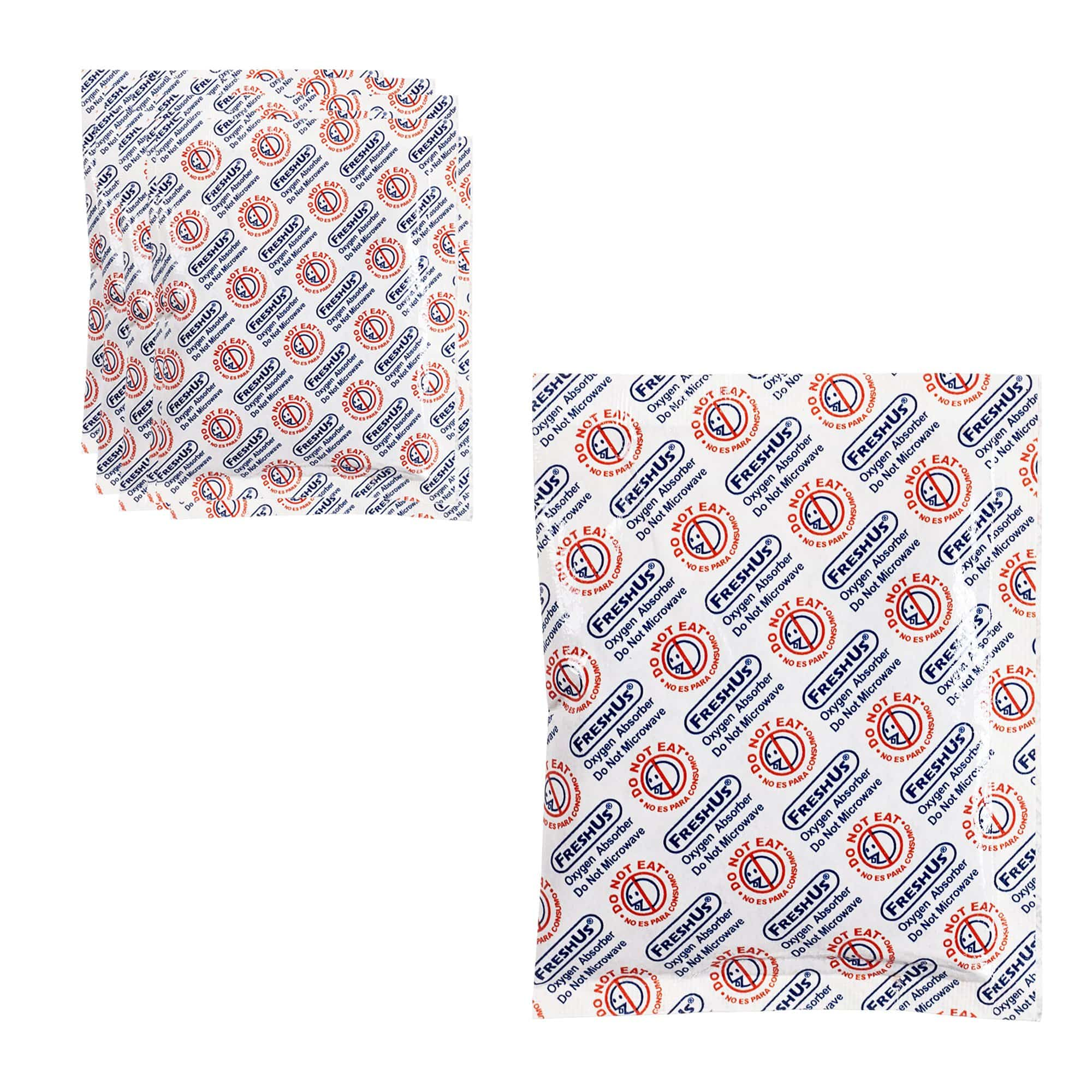 2000 cc Oxygen Absorbers - Pack of 10