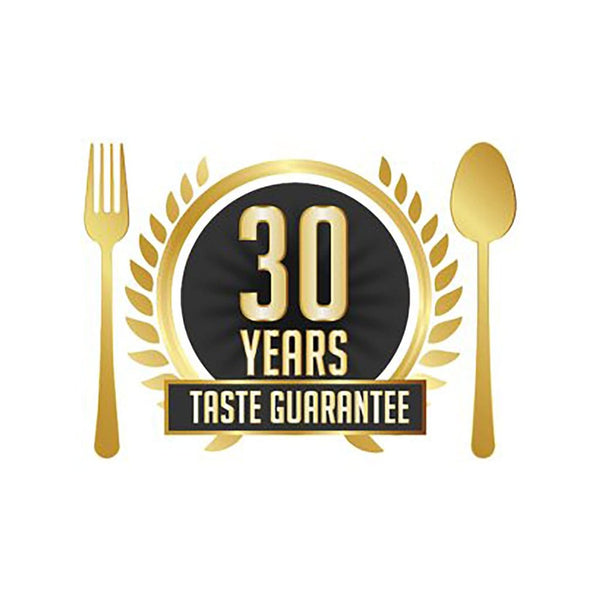 Mountain House 30 Year Taste Guarantee