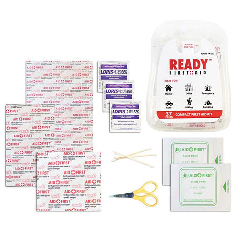 37pcs First Aid Kit - 72HRS