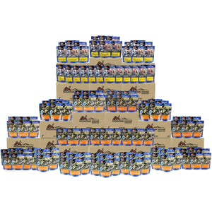 3 Month Food Supply 2000 calories per day - 288 Pouches (Mountain House®)