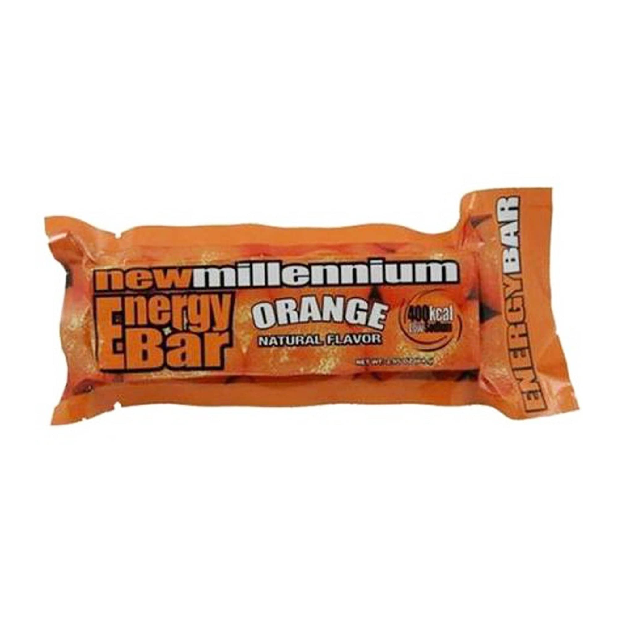 400 Calorie SOS Millennium Emergency Ration - Orange Flavoured