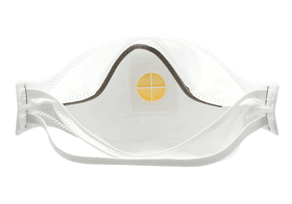 3m 9211 n95 particulate respirator mask with valve