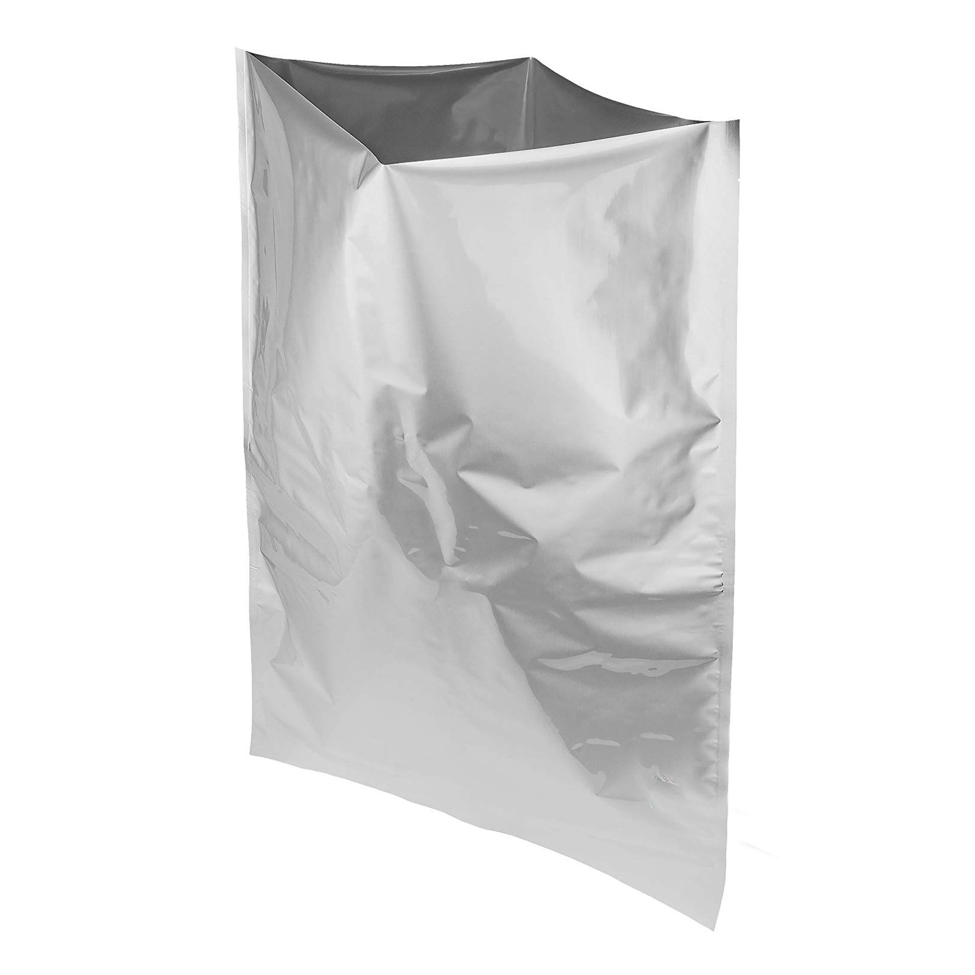 "5 Gallon Mylar Bag (Open End) - 5.0 Mil (19"" x 29"")"