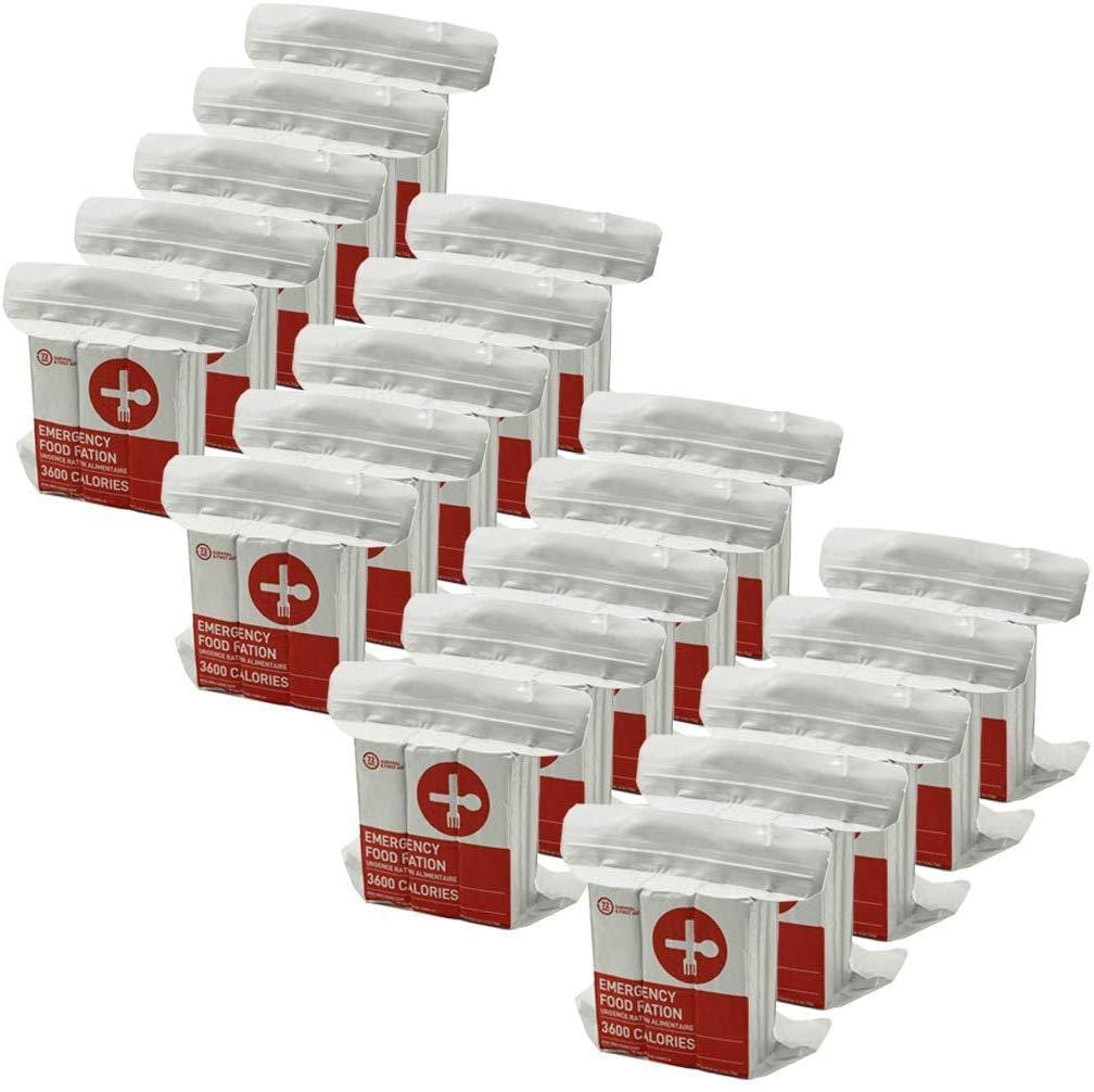 3600 Calorie 72HOURS Emergency Food Ration (NON-GMO) (Case of 20)